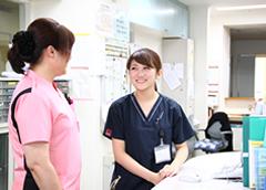 「小阪病院看護専門学校」就職率・就職先
